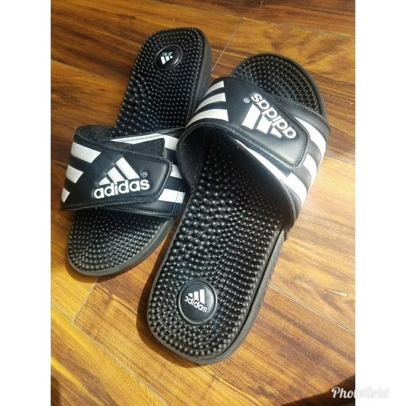 b500eb202848 adidas Other - Mens Adidas CLOUDFOAM SLIDES Size 10
